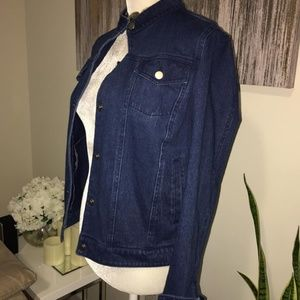 J. McLaughlin Jackets & Coats - J.Mclaughlin jacket jeans size Small